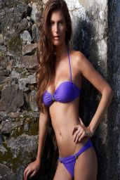 Caroline Francischini Bikini Photos - Despi Swimwear 2014