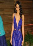 Chanel Iman - 2014 Vanity Fair Oscar Party in Hollywood