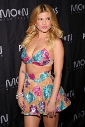 Chanel West Coast Night Out Style – Moon Nightclub in Las Vegas – March 2014