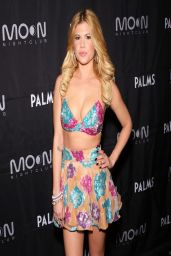 Chanel West Coast Night Out Style - Moon Nightclub in Las Vegas - March 2014