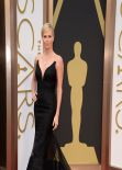 Charlize Theron - 2014 Oscars Red Carpet
