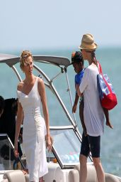 Charlize Theron - Miami Beach Candids, March 2014