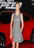Charlotte Ross - 'Need For Speed' Premiere in Hollywood