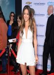 Chloe Bennet - 'Captain America: The Winter Soldier' Premiere in Hollywood