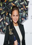 Chrissy Teigen at London Fog Designer Collection Party in New York City
