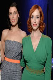 Christina Hendricks in L'Wren Scott Dress - 2014 PaleyFest 'Mad Men'