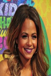 Christina Milian Wearing Nasty Gal Dress – Nickelodeon Kids' Choice Awards 2014
