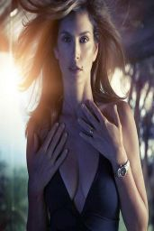 Cindy Crawford - Omega Watch Campaign Spring/Summer 2014