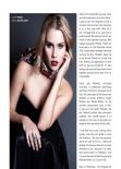 Claire Holt - Bello Magazine - March 2014 Issue