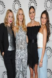 Claire Holt - PaleyFest An Evening With The Originals Event (2014)