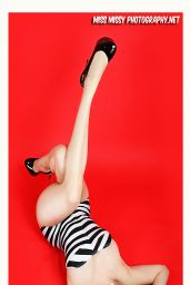 Claire Sinclair - Miss Missy Photoshoot
