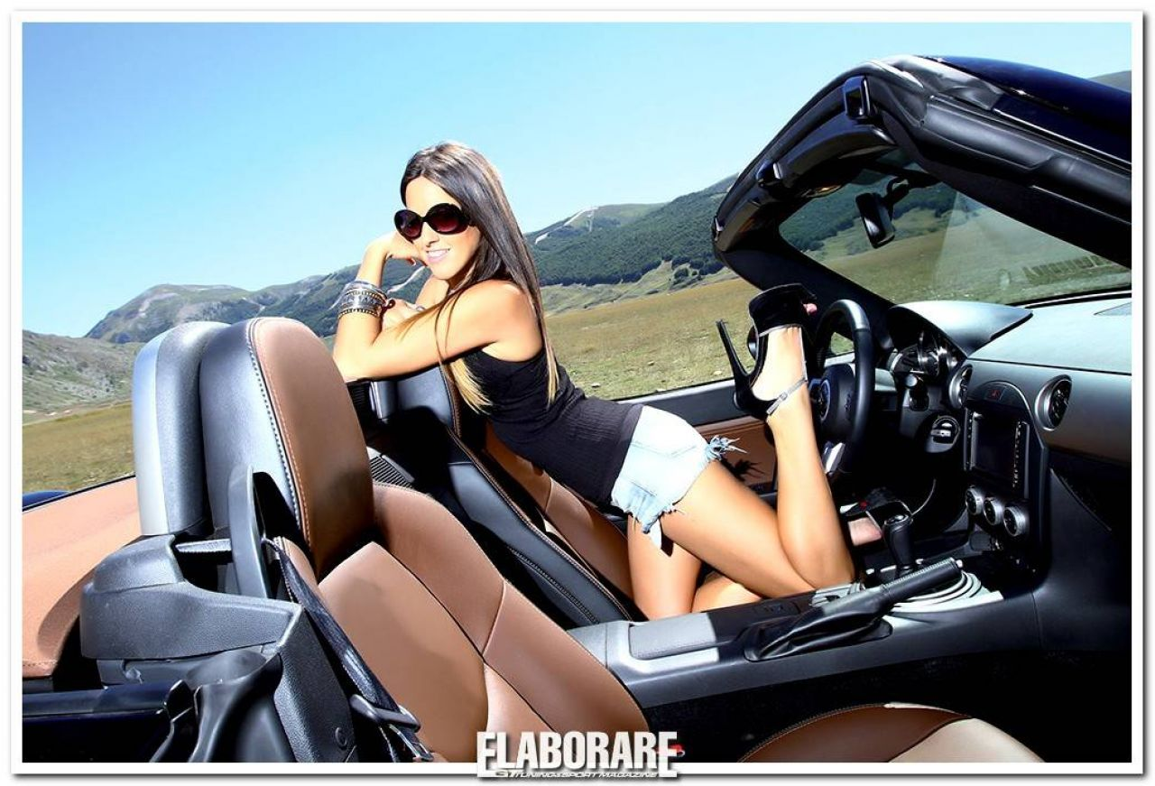 Claudia Romani - Elaborare Magazine - March 2014 Issue