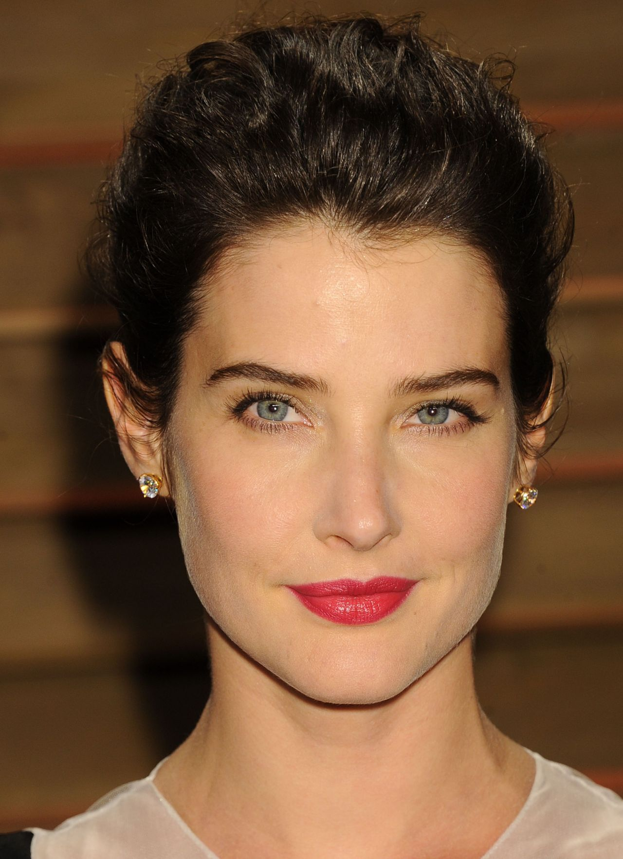 Cobie Smulders - 2014 Vanity Fair Oscar Party in Hollywood