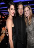 Cobie Smulders and Emily VanCamp - After Party for