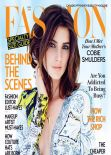 Cobie Smulders - Fashion Magazine - April 2014 Issue