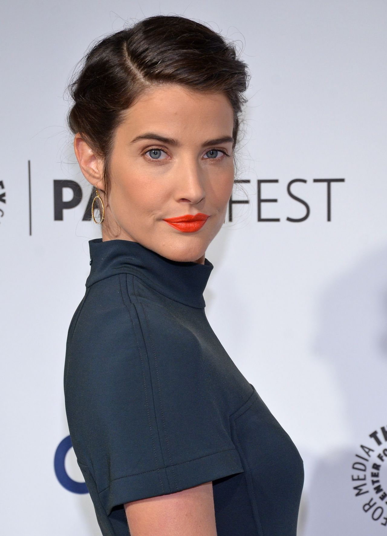 Cobie Smulders - PaleyFest An Evening with HIMYM Event, March 2014