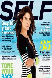 Cobie Smulders - Self Magazine April 2014 Cover