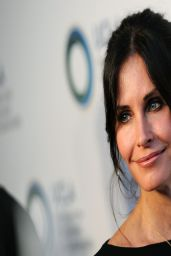 Courteney Cox - An Evening of Environmental Excellence - March 2014