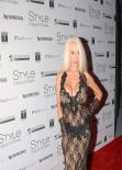Courtney Stodden - Style Fashion Show Party  - Los Angeles, March 2014