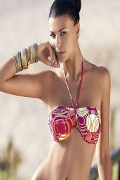 Cristina Chiabotto Bikini Photos - Amarea Swimwear 2014