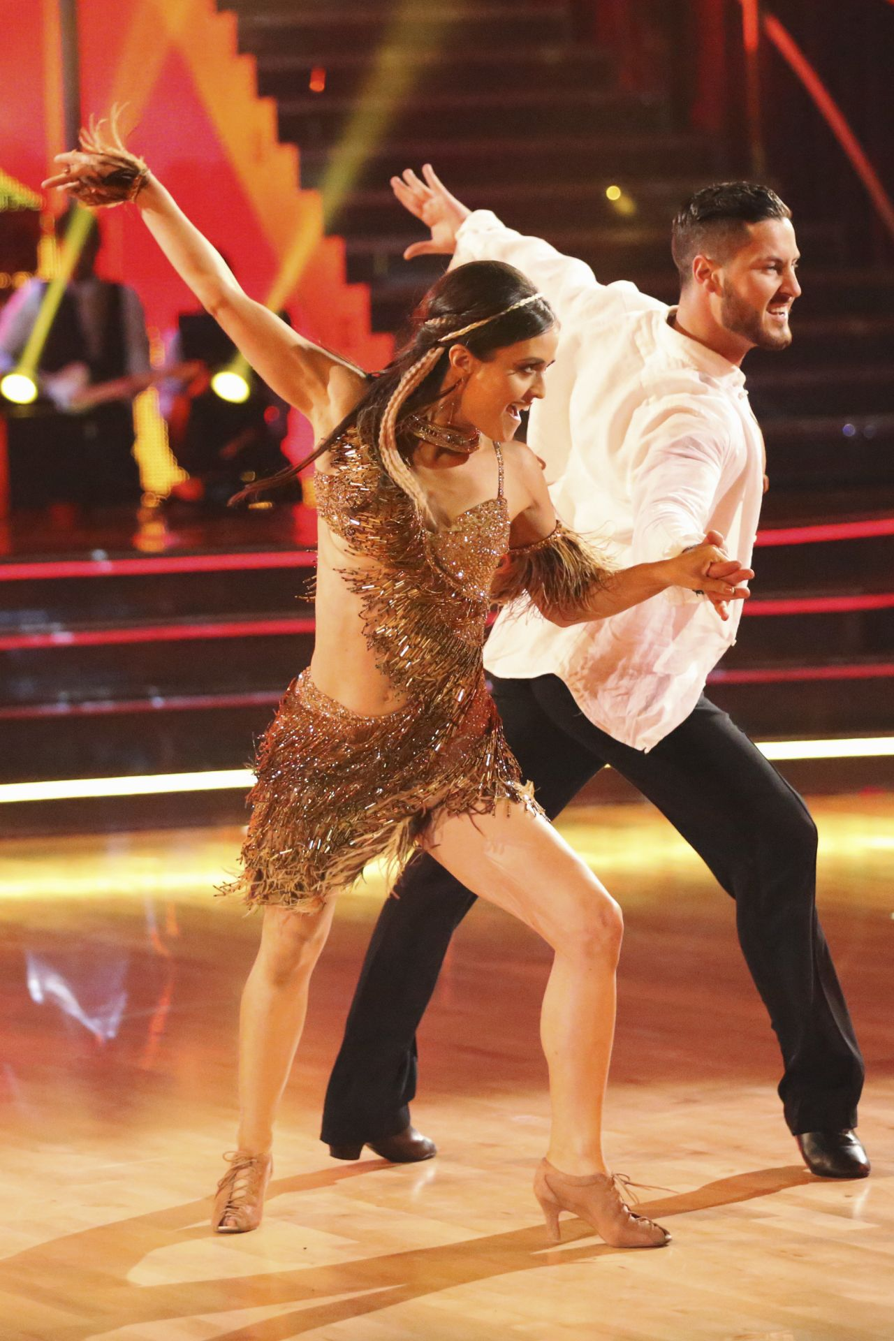 from Van dating dancing with the stars 2014