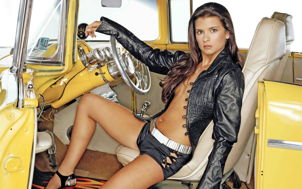 Danica Patrick Hot Wallpapers (+14)