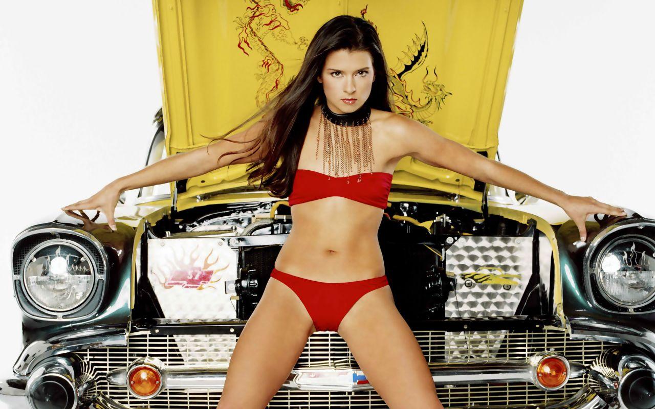 Hot Danica Patrick Naked 43