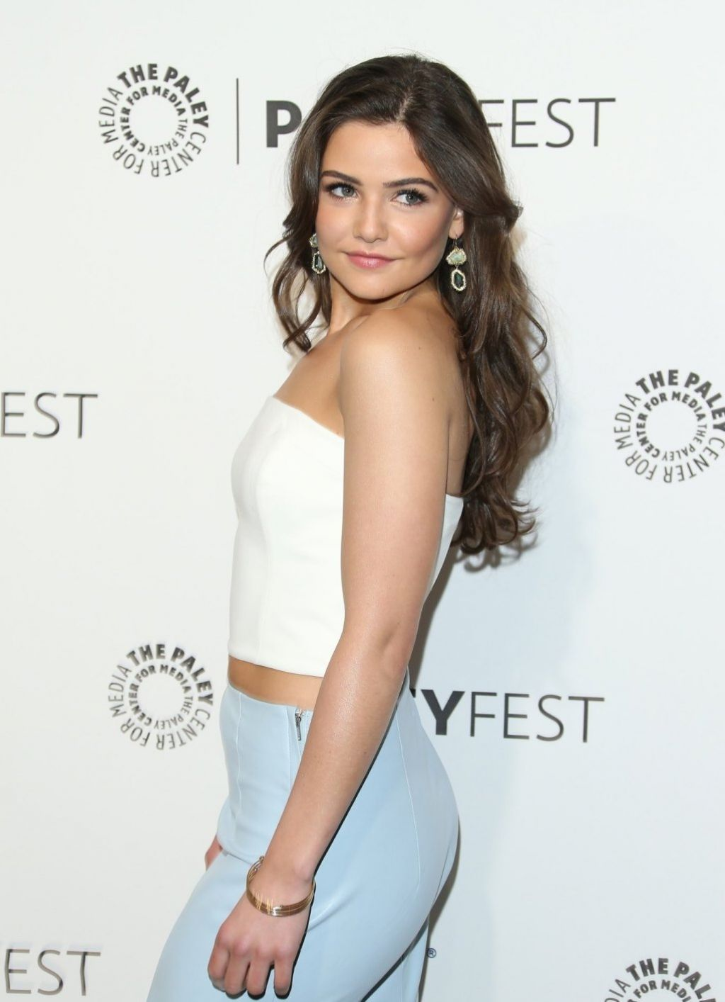 Danielle Campbell - PaleyFest An Evening With The Originals Event (2014)