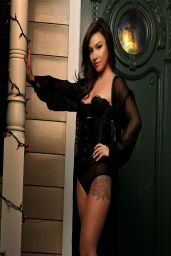Danielle Harris - Gorezone Magazine Issue #31 (2014)