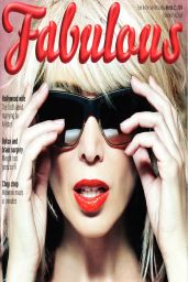 Dannii Minogue - Fabulous Magazine March 23rd, 2014 Issue