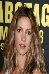 Dawn Olivieri on Red Carpet -