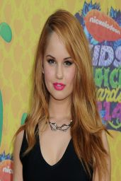Debby Ryan - Kids' Choice Awards 2014