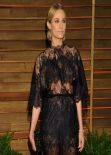 Diane Kruger Wearing Valentino Spring 2014 Cape Dress - 2014 Vanity Fair Oscars Party