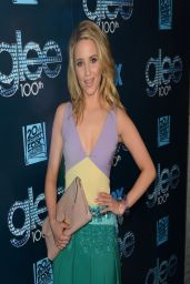 Dianna Agron at 'Glee' 100th Episode Celebration – March 2014