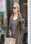 Dianna Agron Casual Street Style - Out For Shopping in West Hollywood