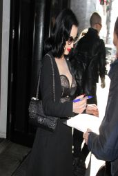 Dita Von Teese in New York City - March 2014