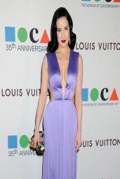 Dita Von Teese - MOCA's 35th Anniversary Gala – March 2014