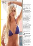 Duygu Bal - Boxer Magazine - August 2013 Issue (Turkish Volleyball Player)