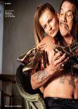 Edita Vilkeviciute and Danny Trejo - M