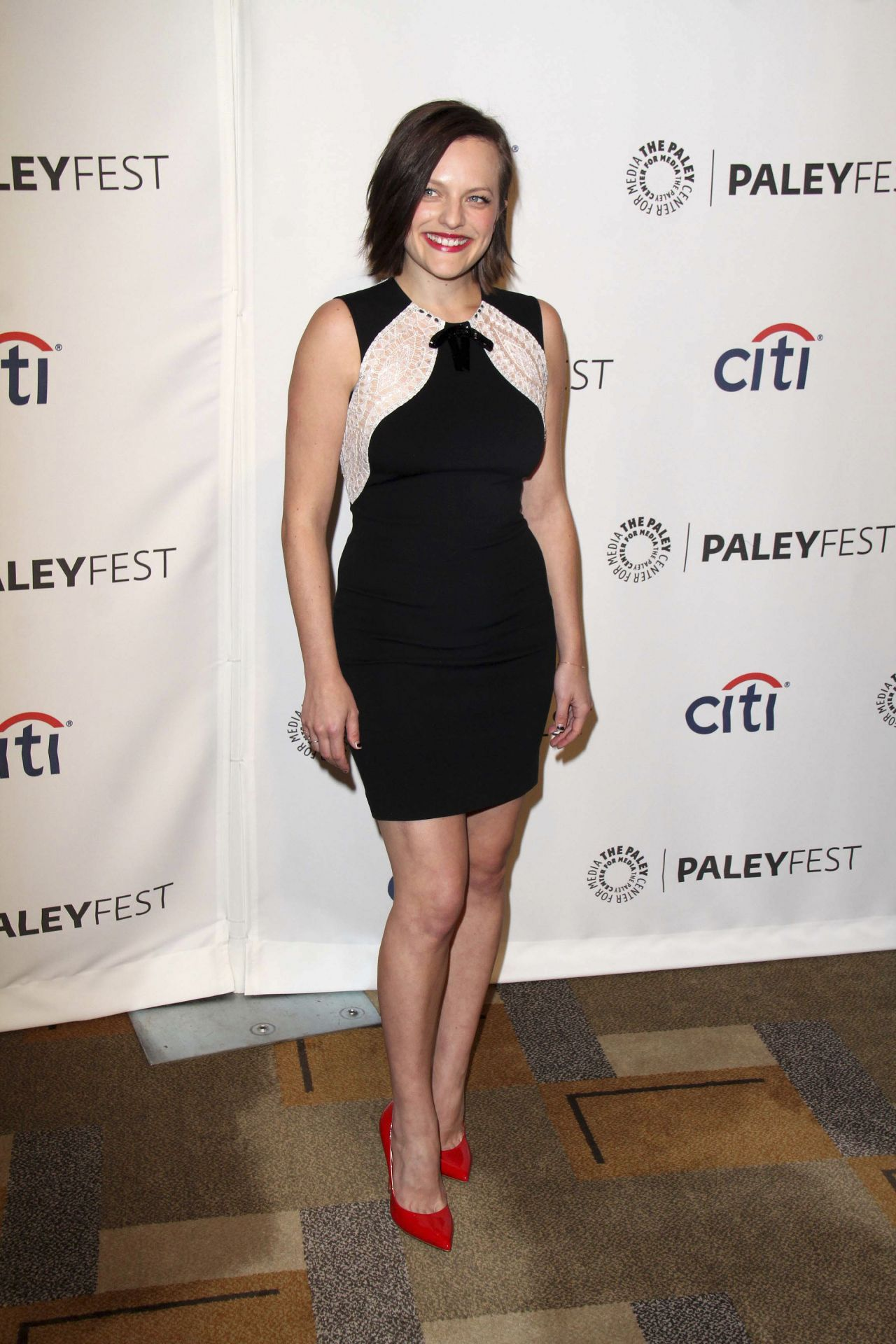 Elisabeth Moss - 2014 PaleyFest 'Mad Men'