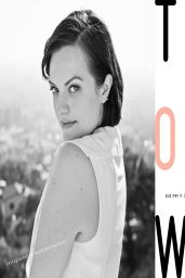 Elisabeth Moss - Nylon Magazine April 2014 Issue