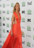 Elisabeth Rohm in Maria Lucia Hohan Dress – 2014 Film Independent Spirit Awards