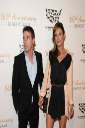 Elisabetta Canalis in Mini Dress - Humane Society Anniversary Gala (2014)