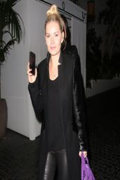 Elisha Cuthbert - Chateau Marmont in West Hollywood - March 2014