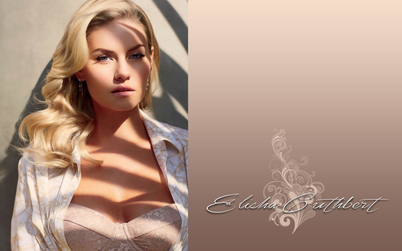 Elisha Cuthbert Wallpaper Wallpapers Latest