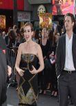 Elizabeth Henstridge - 'Captain America: The Winter Soldier' Premiere in Hollywood