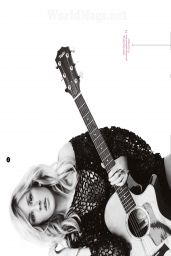 Ellie Goulding – Billboard Magazine March 29th, 2014 Issue