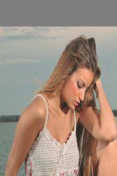 Elvira Fernandez – Latin American Model Magazin March/April 2014 Issue