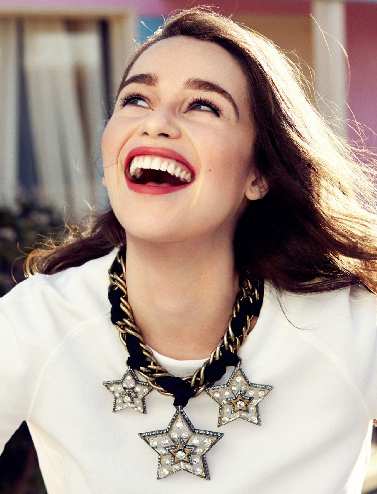 Emilia Clarke – Jason Kim Photoshoot for Glamour Magazine (France ... Losfeliz