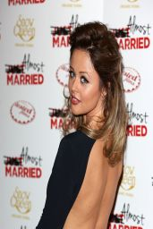 Emily Atack on Red Carpet -